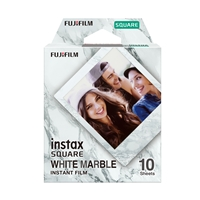 instax Square White Marble Film